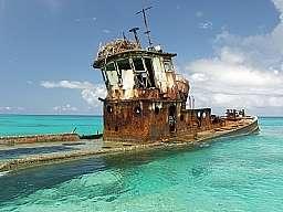 Freighter Wreck