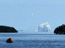 Titan Liftoff