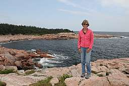 Sue at Green Cove