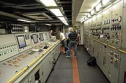 MMA Control Room