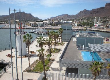 Guaymas from Mast