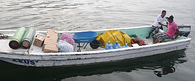 Boat delivery