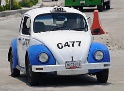 Ubiquitous VW taxi