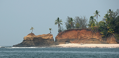 S end of Isla del Ray