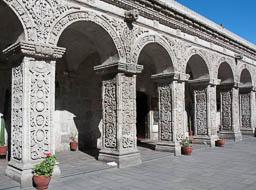 Ornate carvings