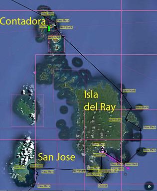 Perlas Islands