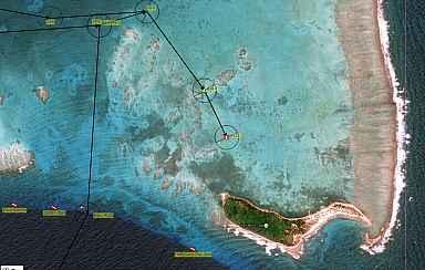 Half Moon Cay exit