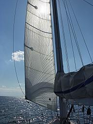 Almost Sailing