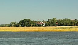 Marsh & Houses