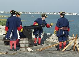 Preparing a Cannon