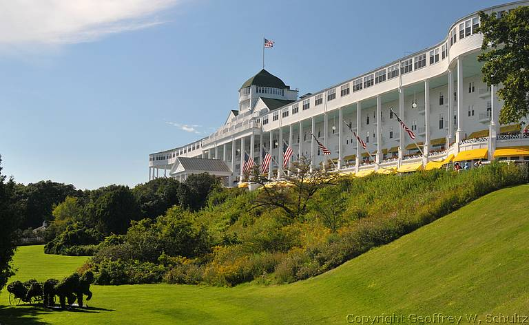Download this Mackinac Island United States picture