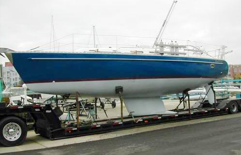 Blue Jacket Yachts | Outdoor Jacket